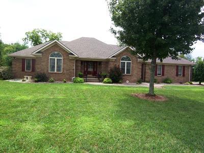 Bardstown Single Family Home For Sale: 103 Burlington Ct