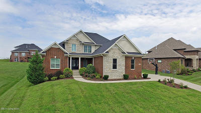 Oldham County Single Family Home For Sale: 13408 Hampton Cir