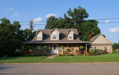Hardin County Single Family Home For Sale: 7217 S Woodland Dr