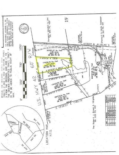 Oldham County Residential Lots & Land For Sale: Tract 2B-4 E Hwy 42