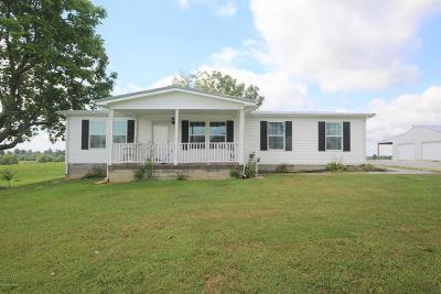 Leitchfield KY Single Family Home For Sale: $199,900