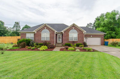 Shepherdsville Single Family Home For Sale: 223 Mills Ct