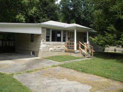 Louisville Single Family Home For Sale: 5201 Doyle Dr