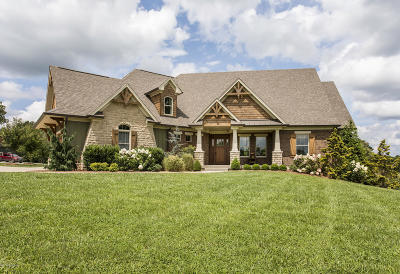 Oldham County Single Family Home For Sale: 3971 N Hwy 53