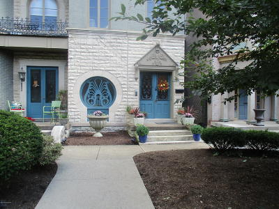 Condo/Townhouse For Sale: 1341 S 1st St #1r
