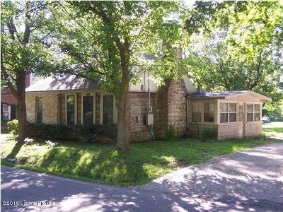 Oldham County Single Family Home For Sale: 134 Rollington Rd