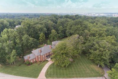 Louisville Single Family Home For Sale: 1912 Mockingbird Bluff Ln