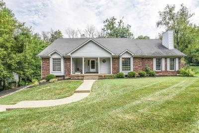 Oldham County Single Family Home For Sale: 13308 Creekview Rd
