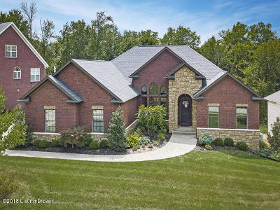 Oldham County Single Family Home For Sale: 5821 Laurel Ln