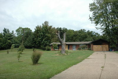 Louisville Single Family Home For Sale: 8814 Third Street Rd