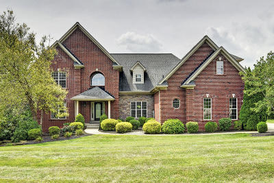 Single Family Home For Sale: 2706 Spring Pond Ct