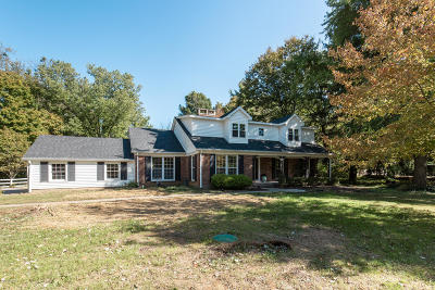 Louisville Single Family Home For Sale: 12507 Osage Rd