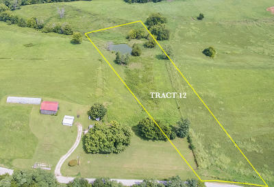 Shelbyville Residential Lots & Land For Sale: Tract 12 Buckley Ln