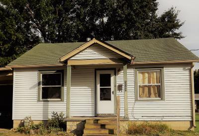 Hodgenville Single Family Home For Sale: 528 E Maple Ave