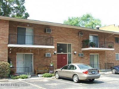 Louisville KY Condo/Townhouse For Sale: $55,000