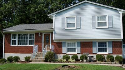Louisville KY Single Family Home For Sale: $167,500