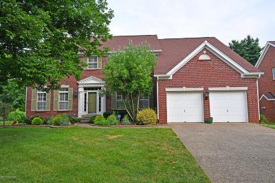 Louisville Single Family Home For Sale: 9821 White Blossom Blvd
