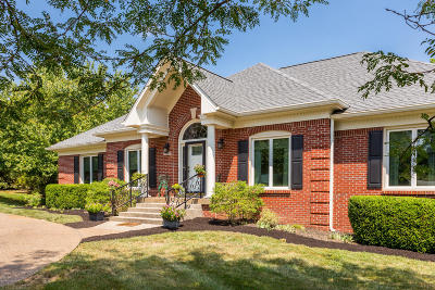 Prospect Single Family Home For Sale: 10400 Stone School Rd