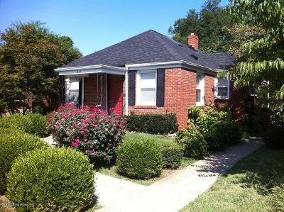 Louisville Single Family Home For Sale: 835 Minoma Ave