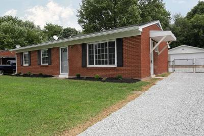 Shepherdsville Single Family Home For Sale: 180 Valley Rd