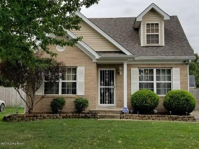 Louisville Single Family Home For Sale: 8805 Greenfield Park Rd