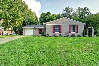 Louisville Single Family Home For Sale: 3820 Riveroaks Ln