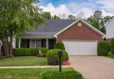 Louisville Single Family Home For Sale: 11707 Oak Bay Dr