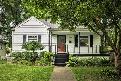 Louisville Single Family Home For Sale: 3947 Gilman Ave