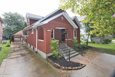 Louisville Single Family Home For Sale: 4015 Southern Pkwy
