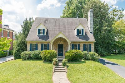 Single Family Home For Sale: 570 Sunnyside Dr