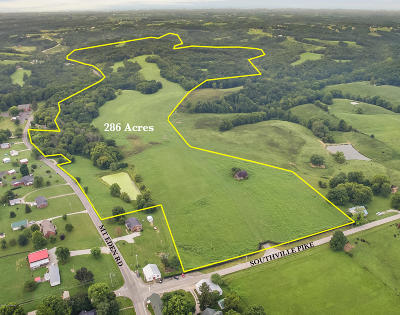Shelbyville Residential Lots & Land For Sale: Southville Pike