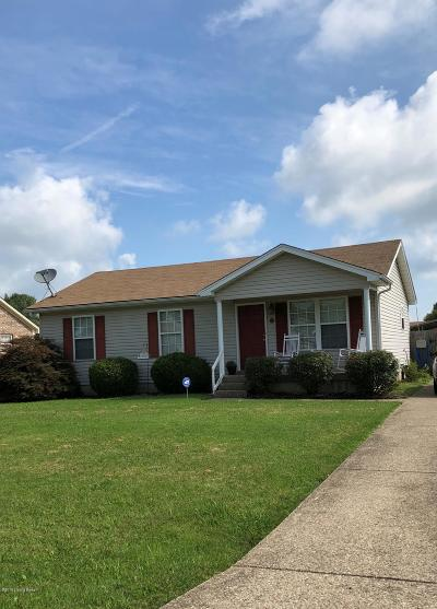 Meade County, Bullitt County, Hardin County Single Family Home For Sale: 330 Meadows Dr