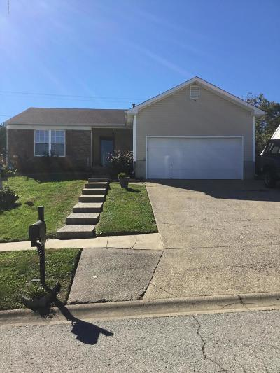 Oldham County Single Family Home For Sale: 1312 Cedar Springs Pkwy