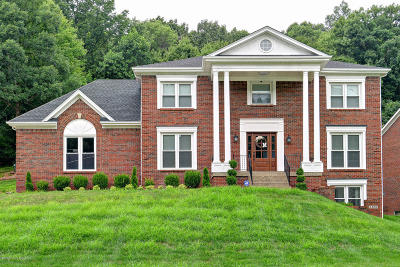 Single Family Home For Sale: 3400 Hardwood Forest Dr