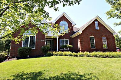 Shelbyville Single Family Home For Sale: 1263 Pebble Dr