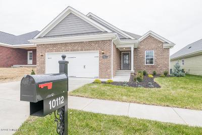 Single Family Home For Sale: 10112 Cedar Garden Dr