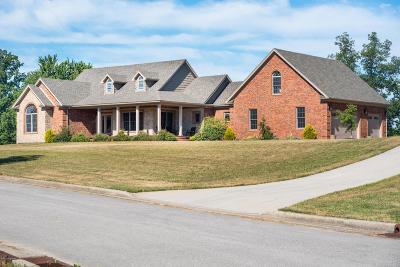 Henryville Single Family Home For Sale: 3155 Poplar Branch Rd