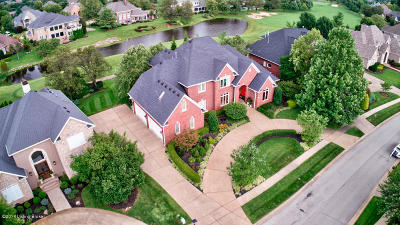 Single Family Home For Sale: 2002 Fairway Vista Dr