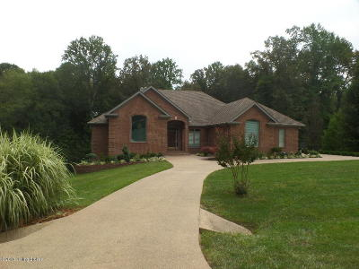 Hardin County Single Family Home For Sale: 2527 Ridgestone Dr