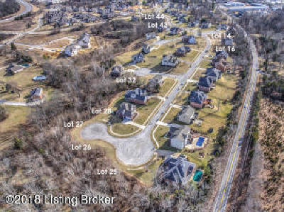Crestwood Residential Lots & Land For Sale: 16 Hypoint Ridge Rd