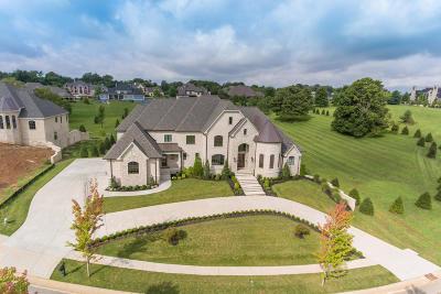 Single Family Home For Sale: 5807 Harrods Glen Dr