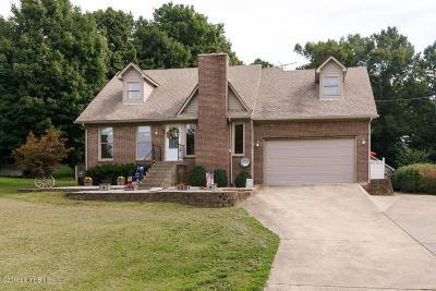 Shepherdsville Single Family Home For Sale: 492 Floyds Fork Dr