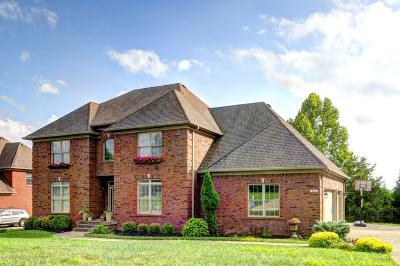 Shelby County Single Family Home For Sale: 111 Persimmon Ridge Dr