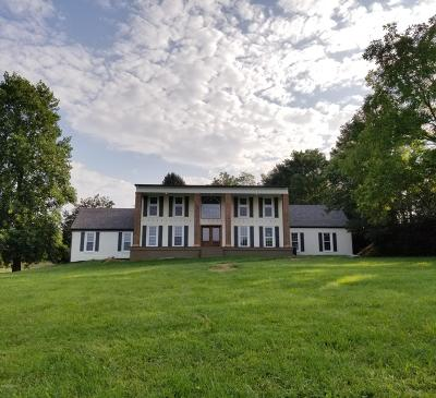 Oldham County Single Family Home For Sale: 2490 N Hwy 393