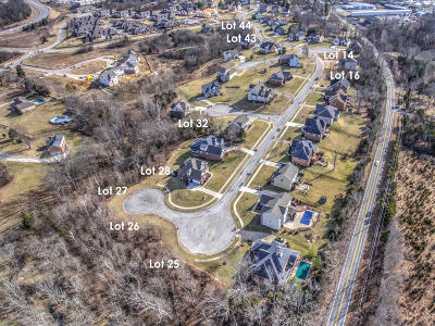 Crestwood Residential Lots & Land For Sale: 43 Hypoint Ridge Rd
