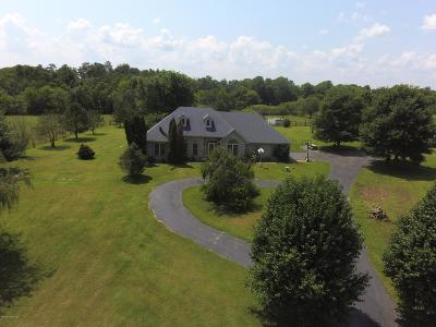 Single Family Home For Sale: 3085 St Marys Rd
