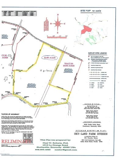 Crestwood Residential Lots & Land For Sale: 8420 Todds Point Rd