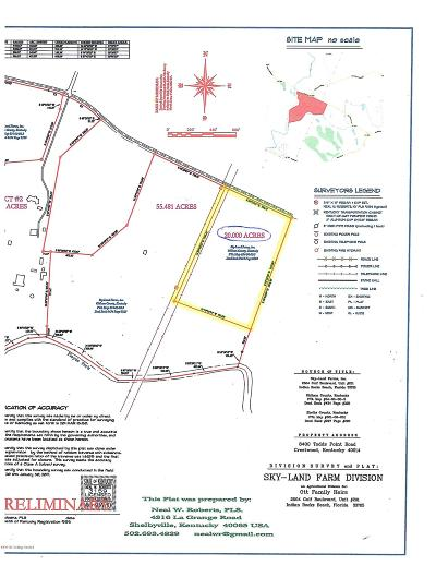 Crestwood Residential Lots & Land For Sale: 8430 Todds Point Rd