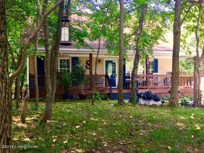 Breckinridge County Single Family Home For Sale: 419 Clark Barr Ln