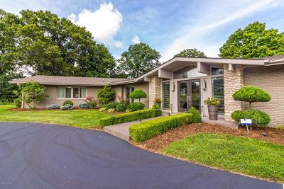 Floyds Knobs Single Family Home For Sale: 3100 Twin Circle Dr
